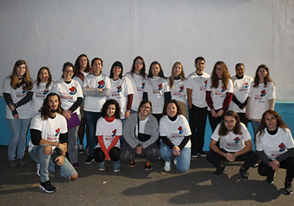 Volunteer work in Portugal